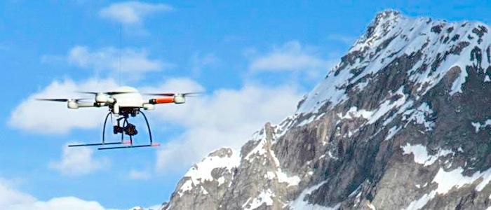 drone search rescue