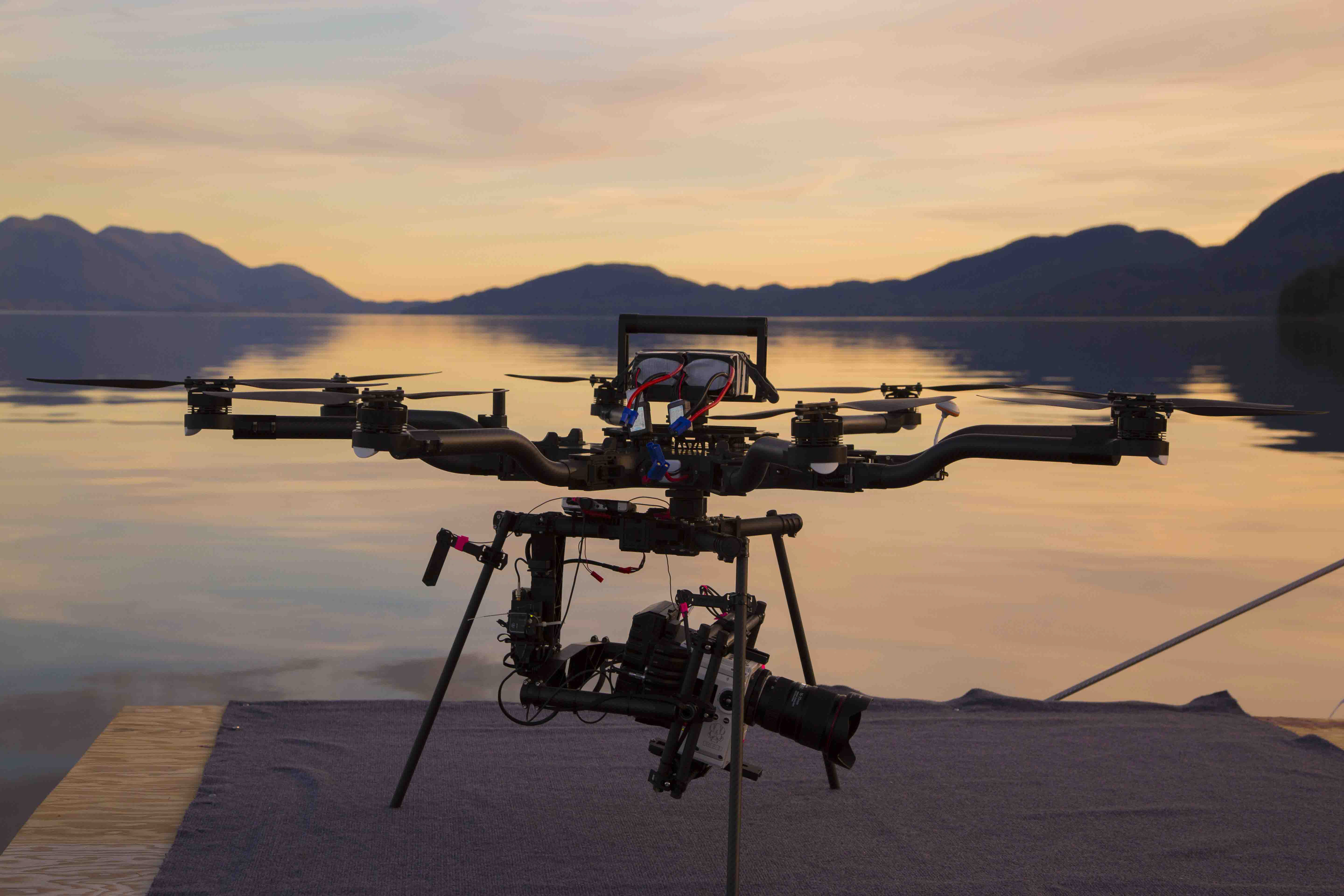 IMAX Production: Chief Drone Pilot   Aerial Vista Productions